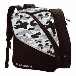 Transpack Edge Junior Printed Boot Bag - Camo